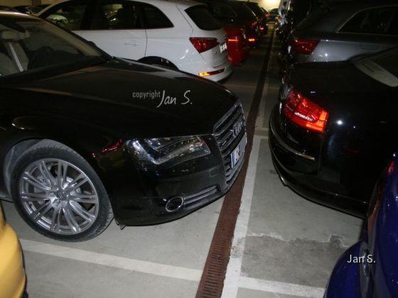 Audi A8 neu