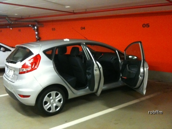 Sixt Ford