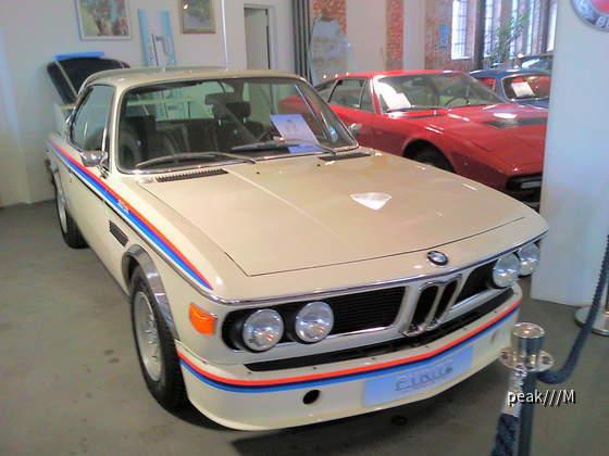 BMW E9 Coupe 3.0 CSL, Stammtisch 20.4. Frankfurt