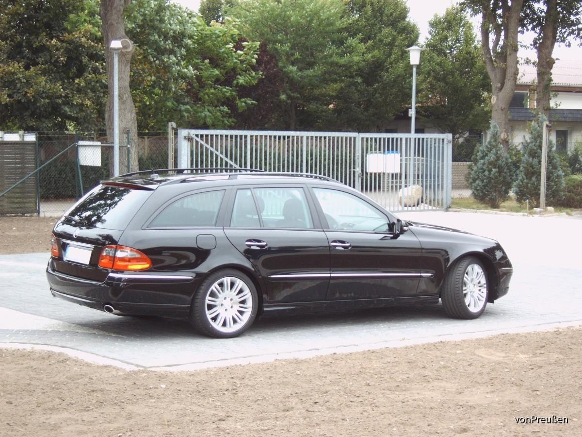 Mercedes Benz E280T S211