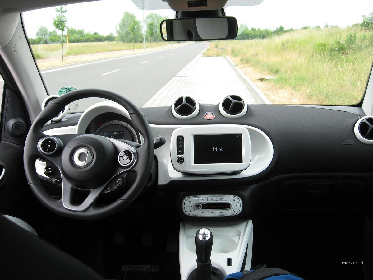 Smart Fortwo Sixt