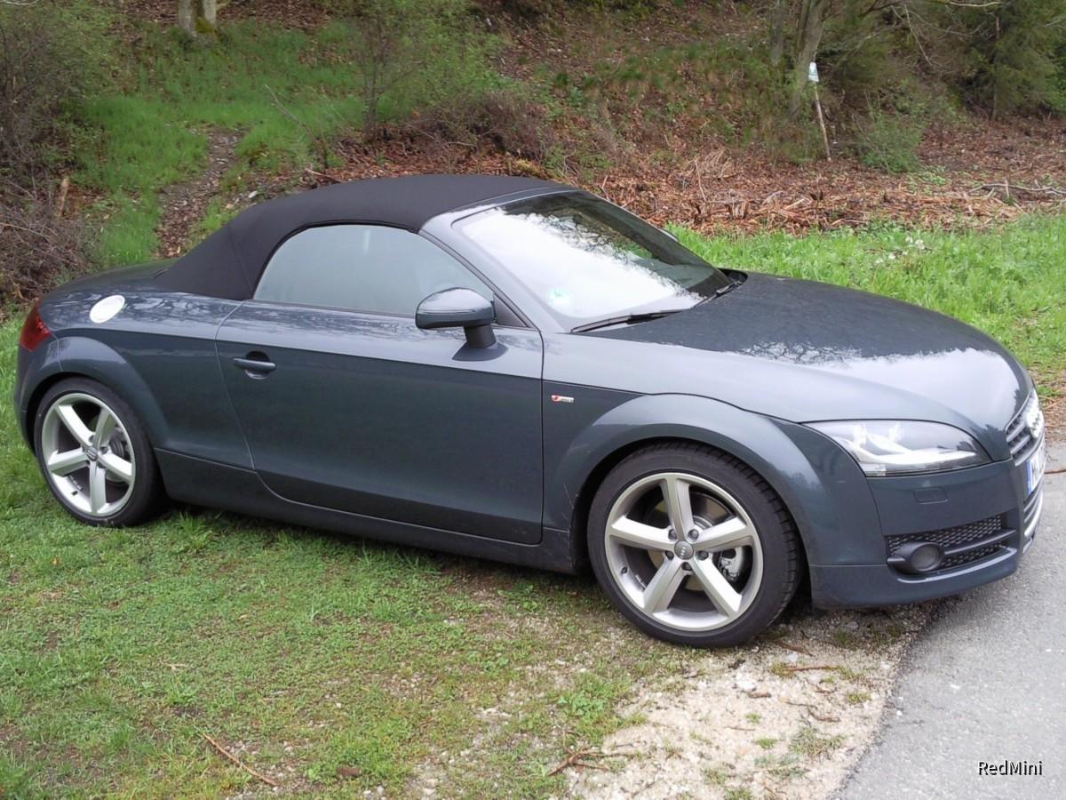 Audi TT Cabrio 2.0