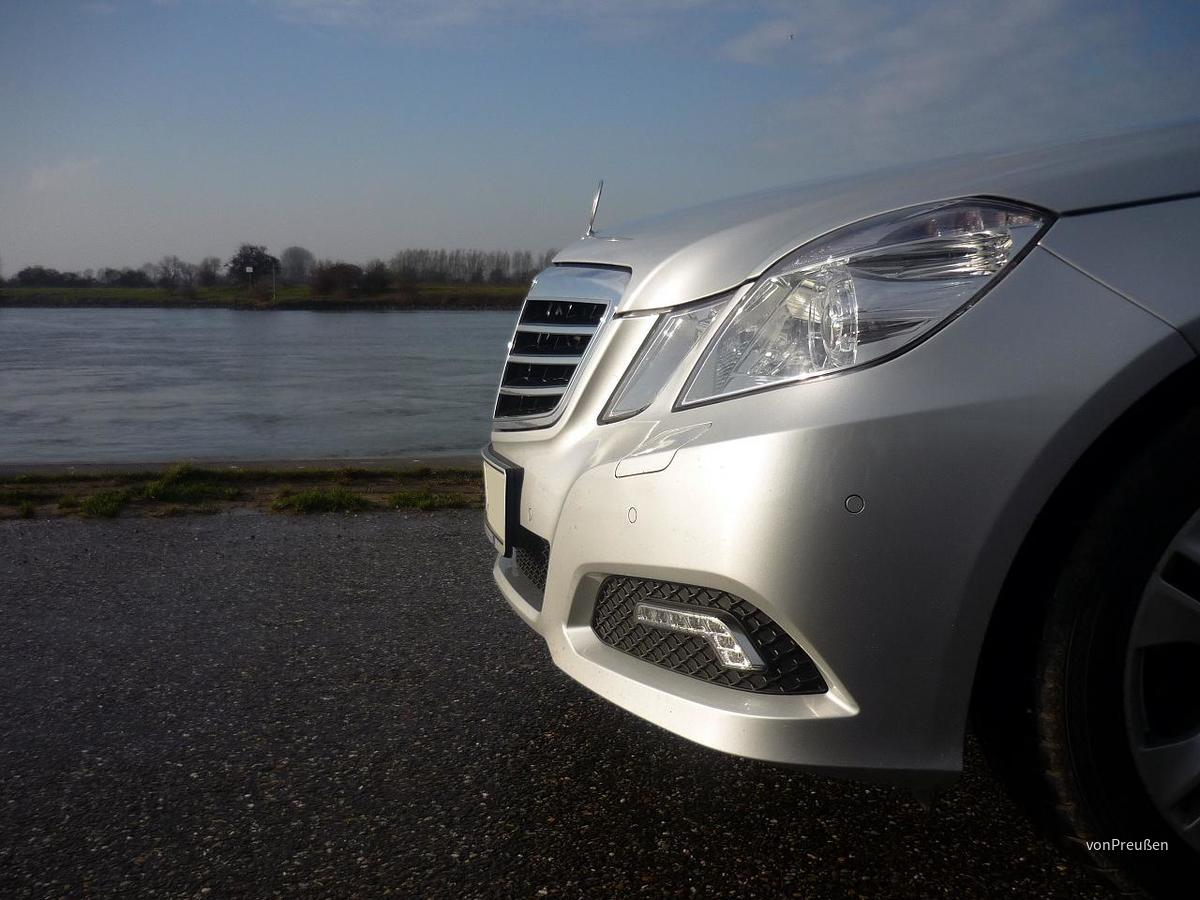 Europcar LDAR: Mercedes Benz E220 CDI