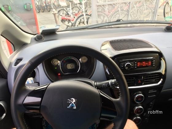 Flinkster-Peugeot-iOn