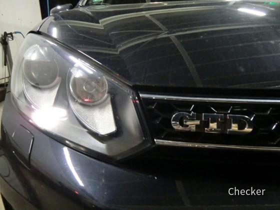 Golf VI GTD Europcar