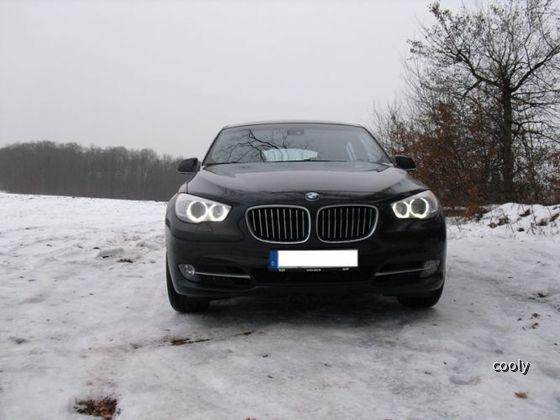 BMW 530d GT (Sixt)