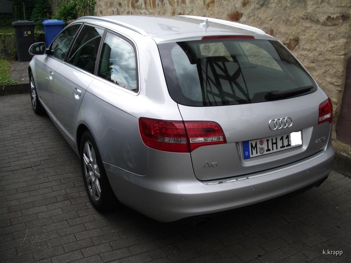 Audi A6 Avant 2.0TDI; 125kW