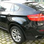 BMW X6 50i (Hybrid Erprobungsfahrzeug)