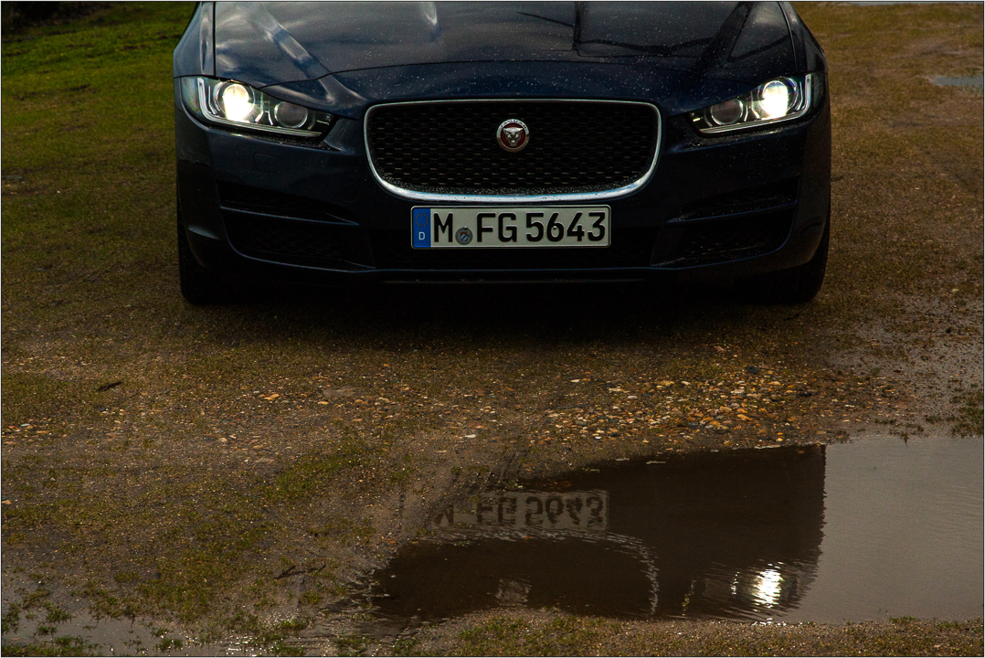 Jaguar XE 20d AUT 180PS