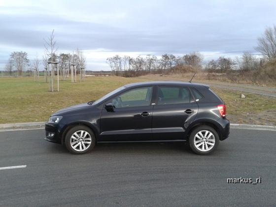 VW Polo 1.2 Style, Hertz