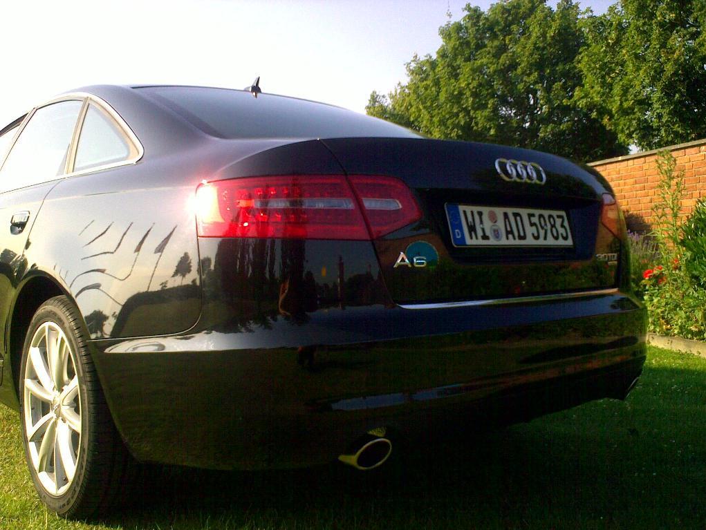Audi a6 3.0TDI Avis