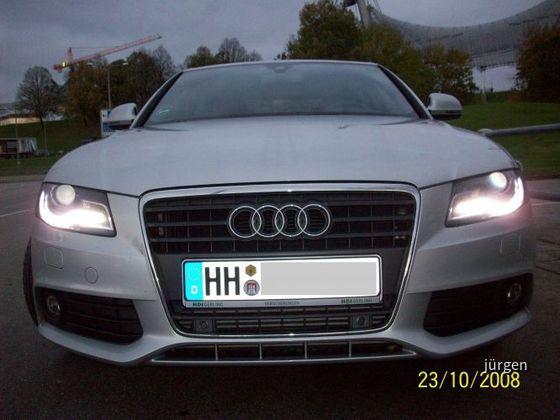 Audi A4 1,8T Automatik , Europcar , SDAR