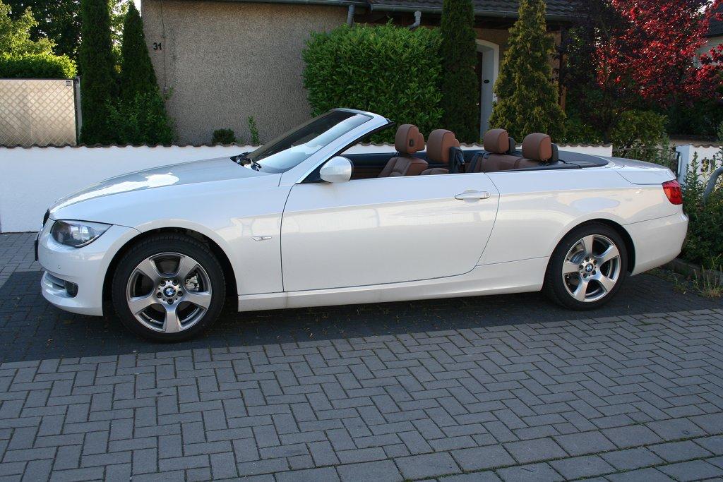BMW 320d Cabrio von Europcar vom 20.05. bis 23.05.2011
