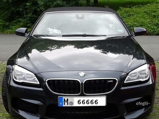 M6 Cabrio vorne