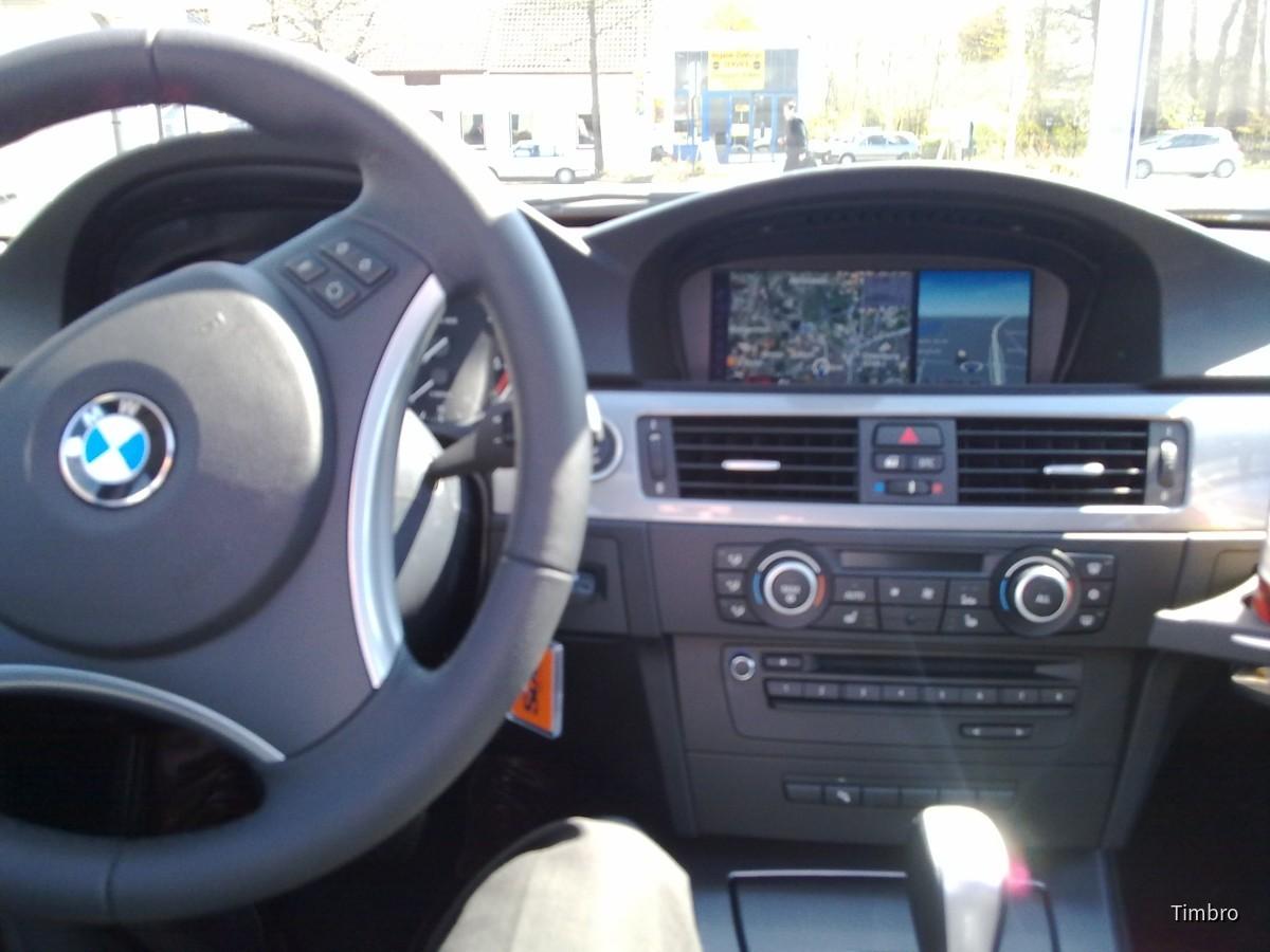 BMW 318dA Touring Sixt