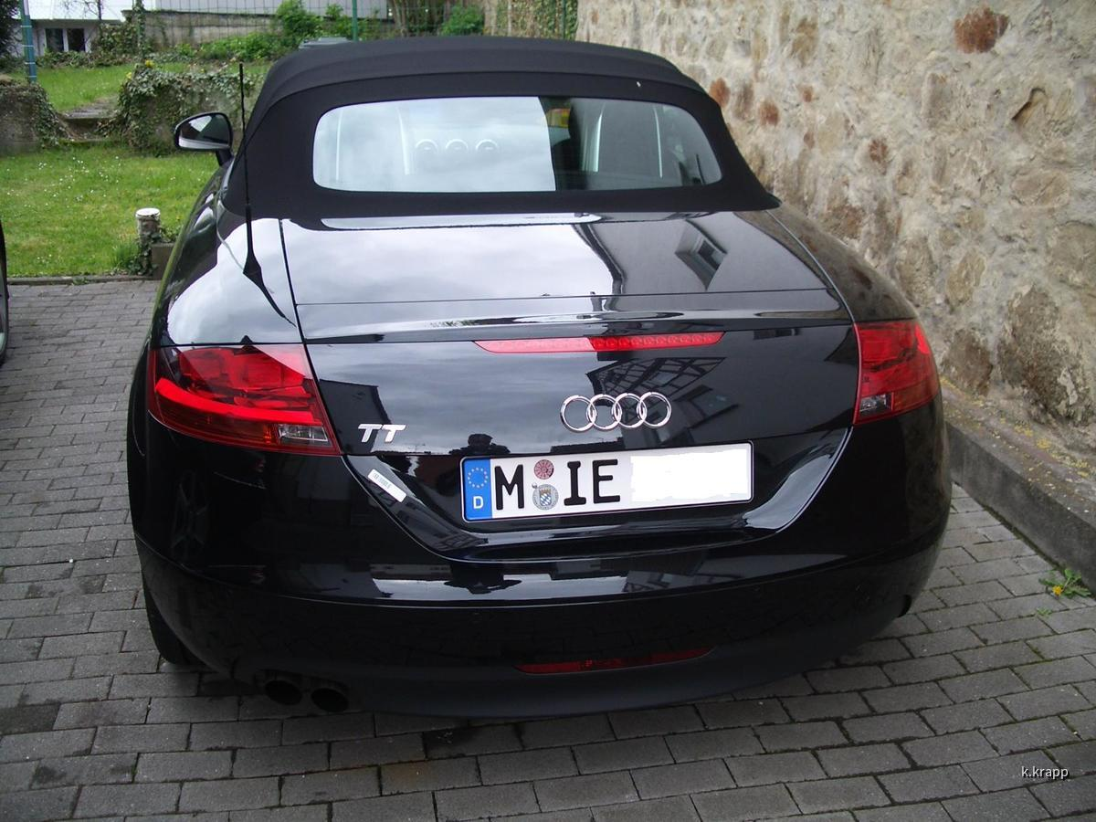 Audi TT 2.0T; 200PS