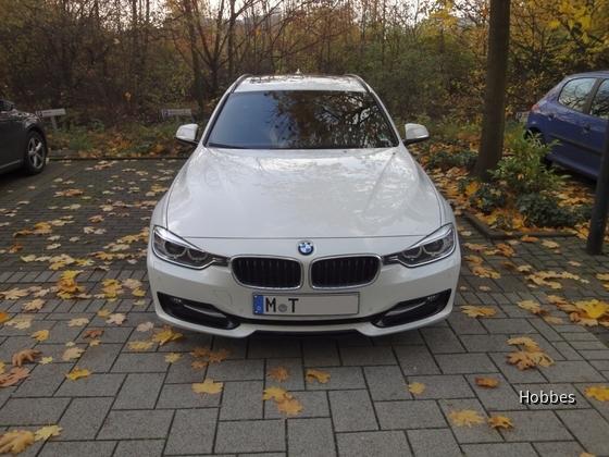 BMW 316i Touring   Sixt