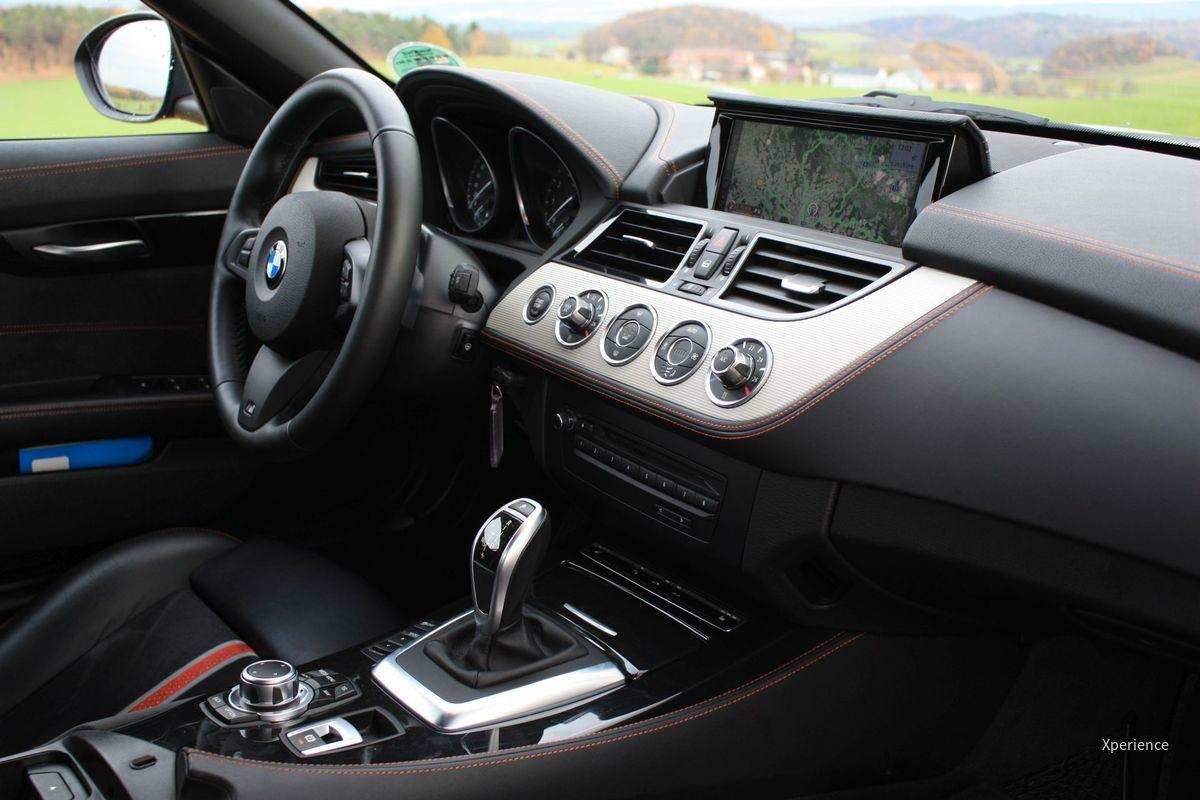 BMW Z4 sDrive35i DKG