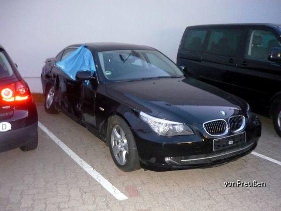 EC Ausflottung BMW 525i