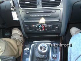 AUDI A4 2,0 TDI AVANT (SIXT)