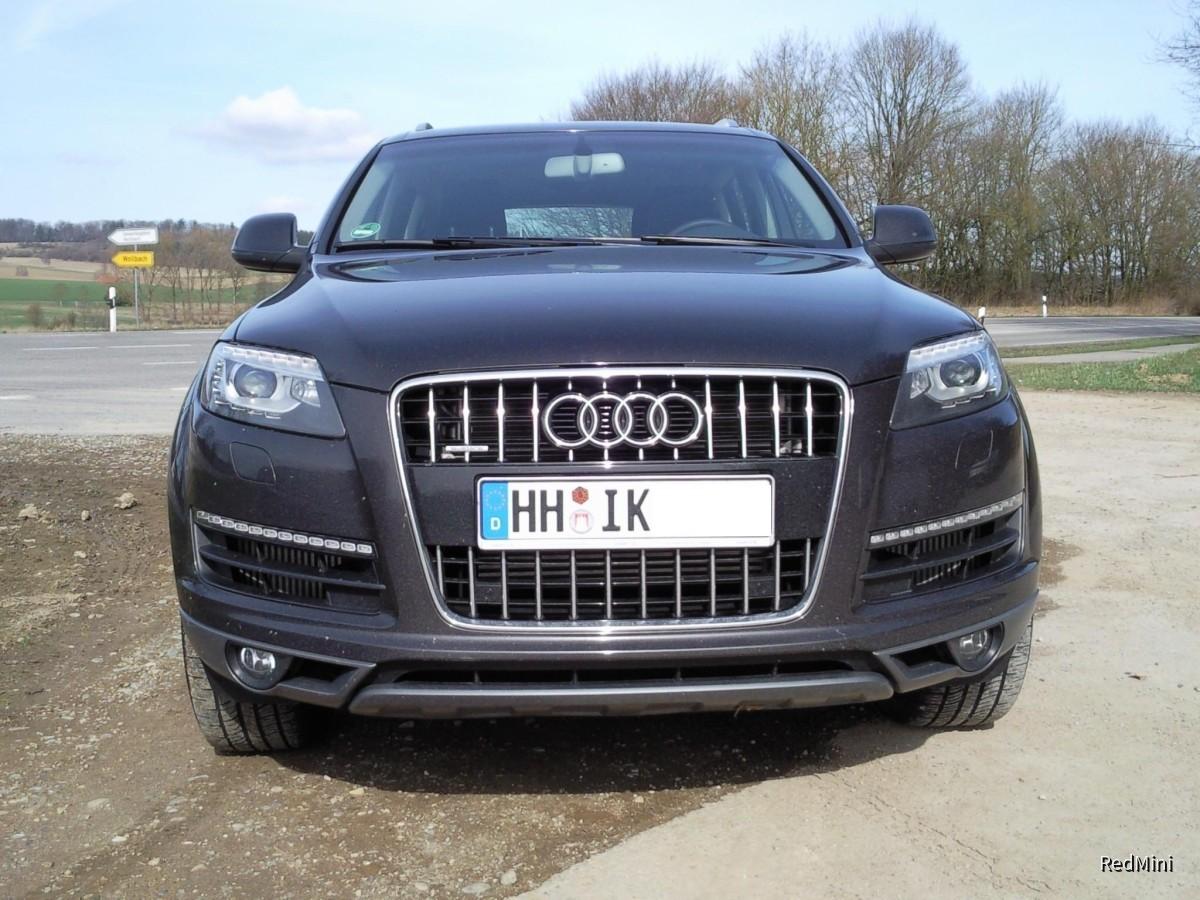 Audi Q7 3.0TDI Quattro Europcar