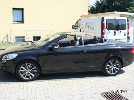 Volvo C70 D4 von Hertz (Langenfeld) von 21.04. bis 26.04.2011