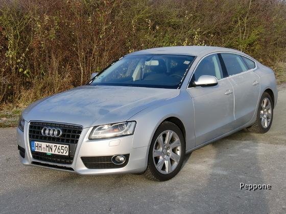 Audi A 5 2.0 TFSI 002