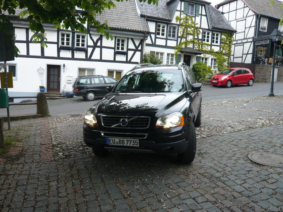 Volvo XC 90 D5   Sixt Siegburg
