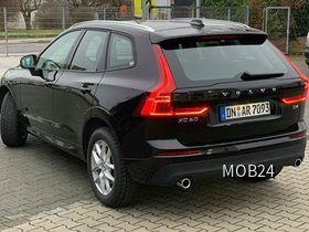 Volvo XC 60 2.0 Diesel bei Hertz in Düsseldorf (Hilden)