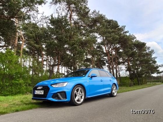 Audi A4 Avant 40TDI 190PS S-Line Sixt Essen