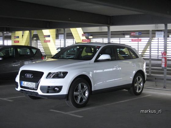 "AVIS LEJ 11.06. - Audi Q5 S-tronic, 19"""