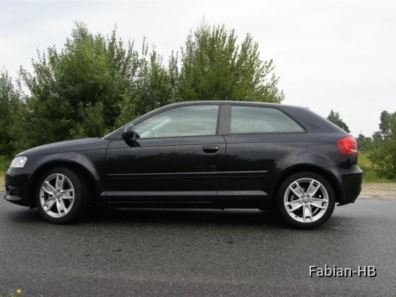 Audi A3 2.0 TDI, Sixt