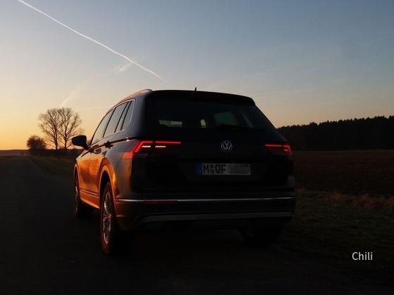 VW Tiguan 2.0 TDI 4Motion