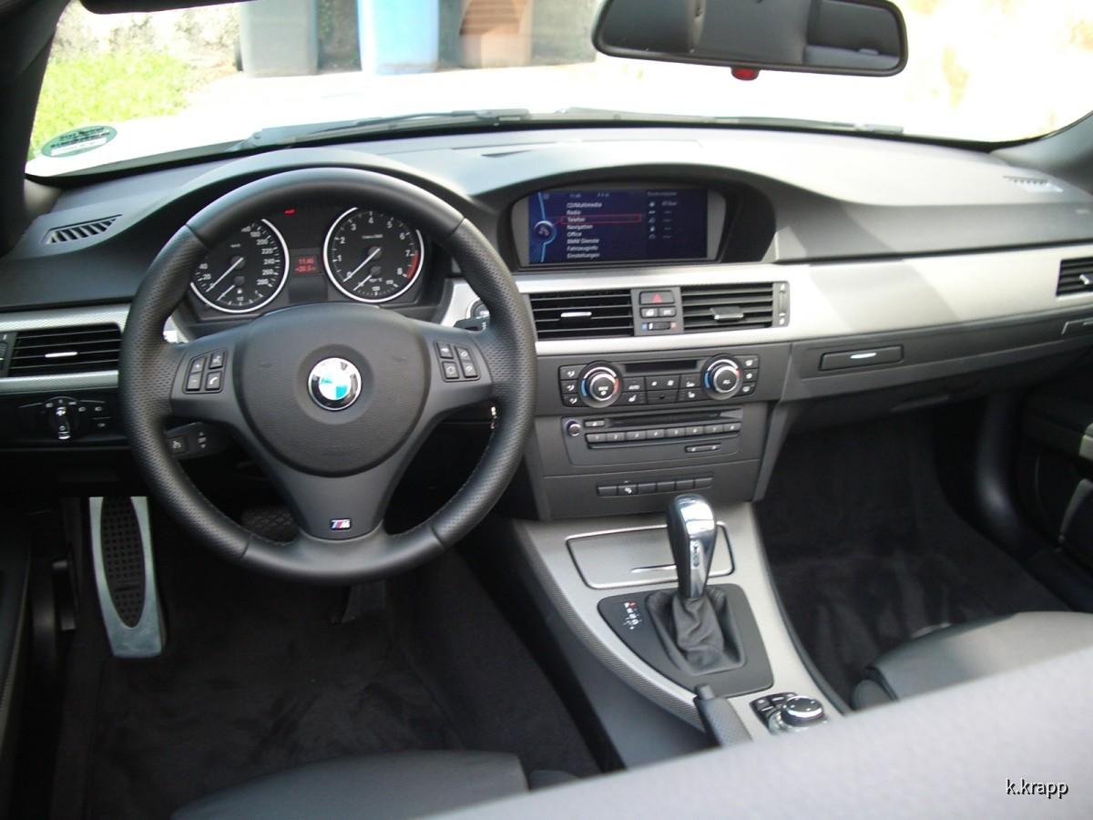 BMW 325i Cabrio von Sixt
