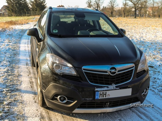 Opel Mokka Teaser