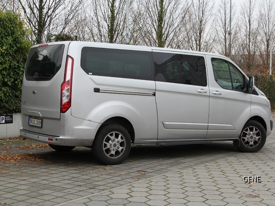 FORD TOURNEO 2.2 TDCI
