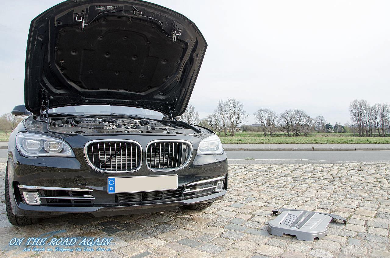 Front BMW 760i
