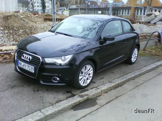 Audi A1 Europcar