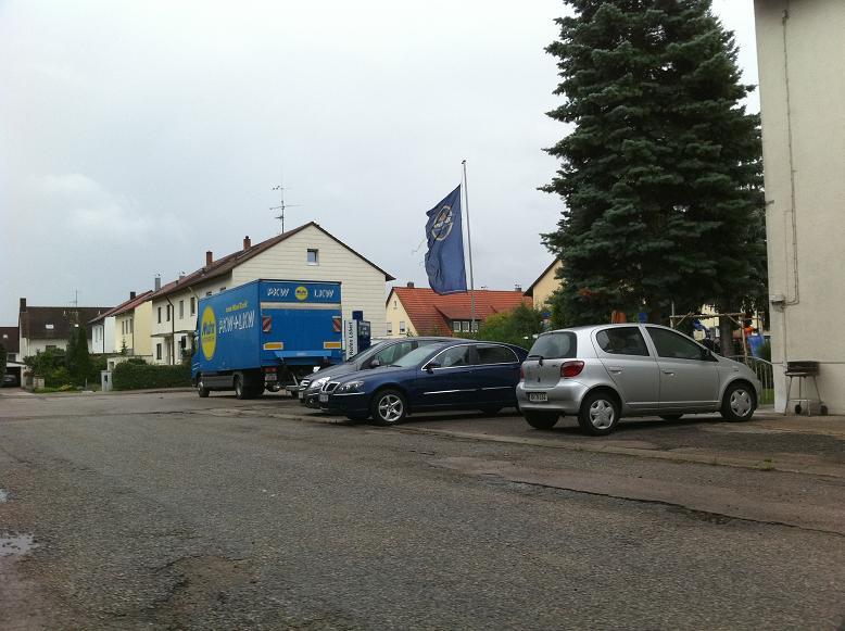 Muhr Autoverleih Ansbach - 30.08.10