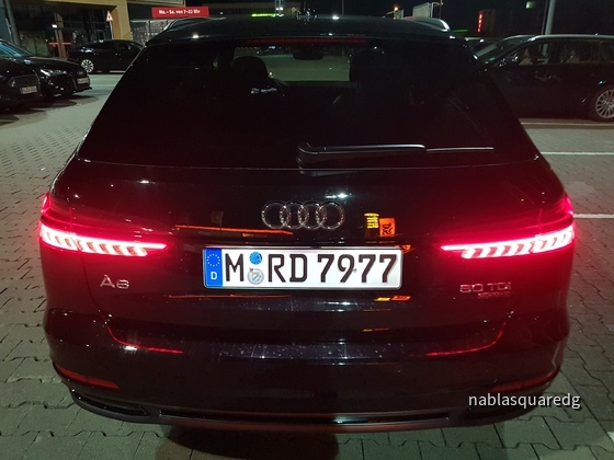 Audi A6 C8 Avant 50TDI quattro