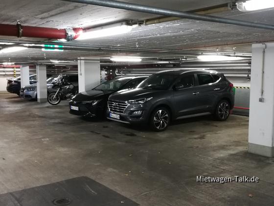 Europcar Berlin Charlottenburg 09.10.2019 - 2