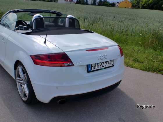 Audi TT 2.0 TFSI Roadster 004
