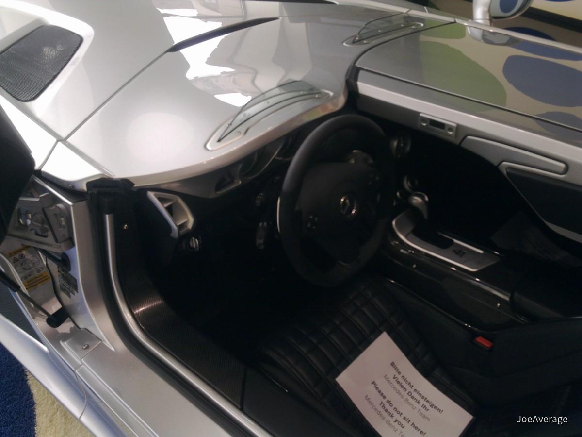 McLaren SLR Stirling Moss