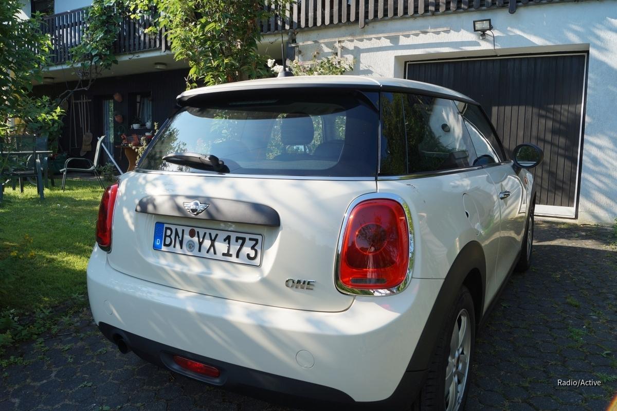 Mini One First | Sixt Bonn BMW-NL