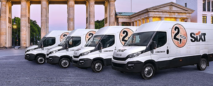 sixt in berlin ab 2 euro stunde transporter mieten mietwagen. Black Bedroom Furniture Sets. Home Design Ideas