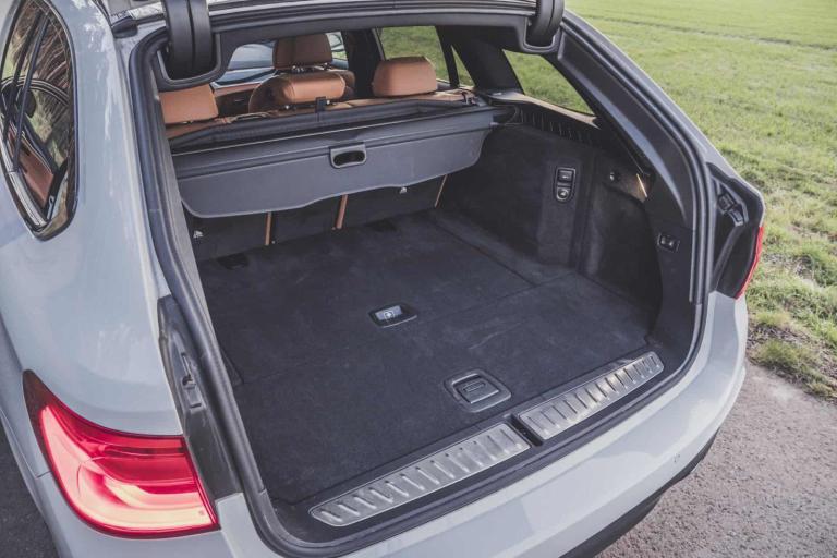 570 Liter Kofferraum