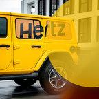 Jeep Wrangler bei Hertz