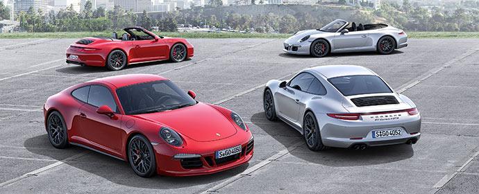 Porsche mieten Berlin