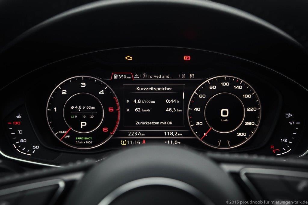 Audi A4 Avant 20 Tdi S Tronic Sport B9 Mietwagen Talkde