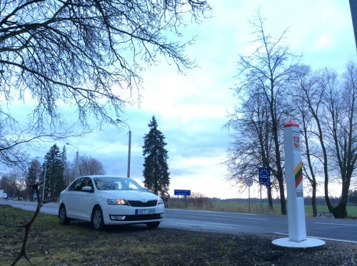 Skoda Rapid Greenmotion Riga Urlaubsmietwagen Und Mietwagen Im